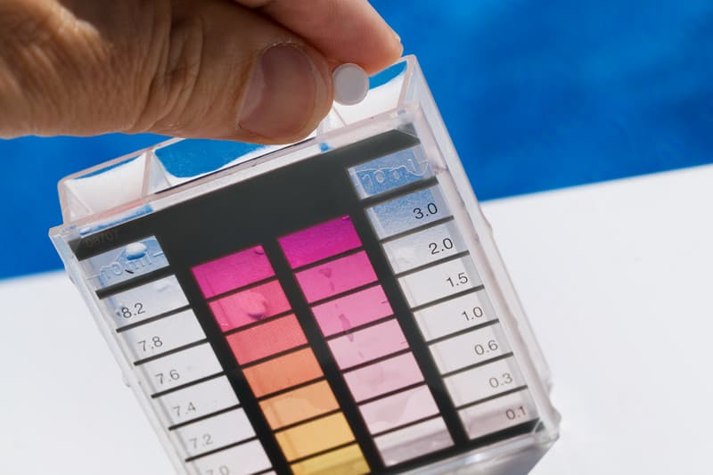 What Should Your Ph Level Be In Your Swimming Pool Easy Clear Pool