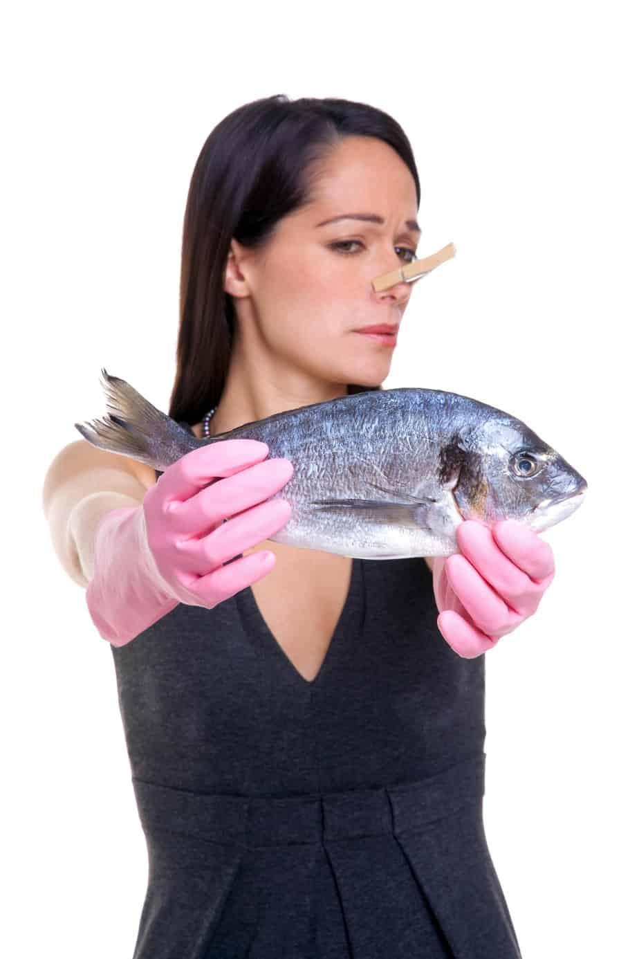 My urine smells like fish
