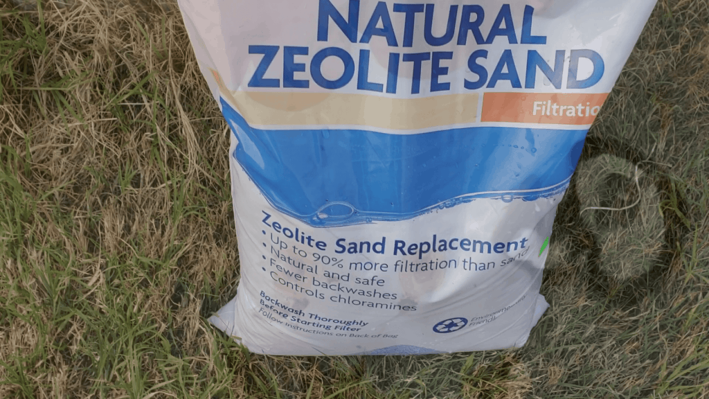 Should You Use Zeolite Sand For Your Swimming Pool's Sand