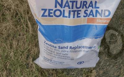 Should You Use Zeolite Sand For Your Swimming Pool's Sand Filter