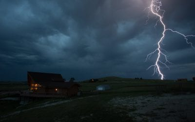 Why You Should Never Swim During A Thunderstorm